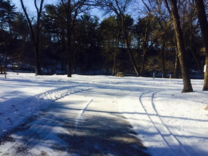 Winter Cabins Rentals Amp Snowmobile Trails Somerset Wi